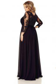 rochie-neagra-plus-size-elissa back